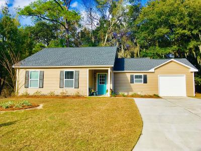 Beaufort, Beaufort Sc, Beaufot, Beufort Single Family Home For Sale: 23 Brindlewood Drive