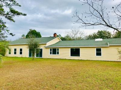 Yemassee Single Family Home For Sale: 3652 Low Country Highway