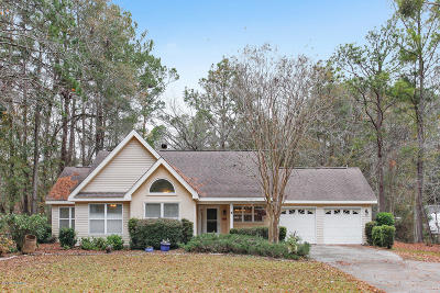 Ridgeland Single Family Home Under Contract - Take Backup: 727 Smiths Crossing
