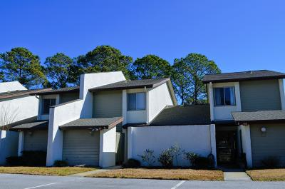 Beaufort County Condo/Townhouse For Sale: 5-F Marsh Harbor Drive