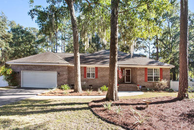 Beaufort County Single Family Home For Sale: 6 Tuscarora Avenue