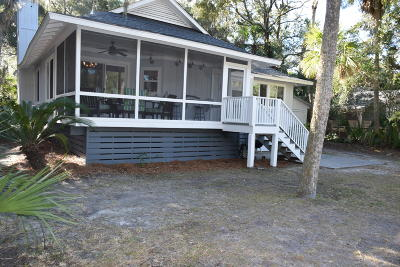 Beaufort County Single Family Home For Sale: 506 Gray Mallard Court