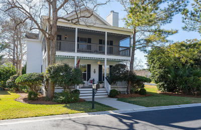 Beaufort Single Family Home For Sale: 2 Carolina Lane