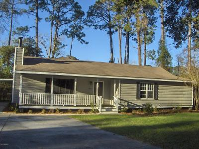 Beaufort County Single Family Home For Sale: 5911 Pleasant Farm Drive