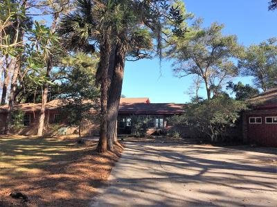 Beaufort County Single Family Home For Sale: 167 McTeer Drive