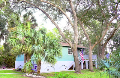 Beaufort (lady's Island), Port Royal, Pt Royal, Pt. Royal Single Family Home For Sale: 907 7th Street