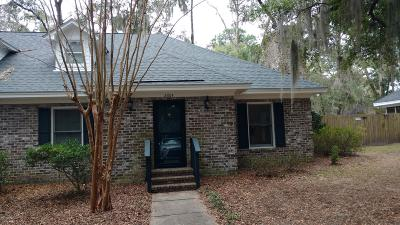 Beaufort County Condo/Townhouse For Sale: 2604 Joshua Circle