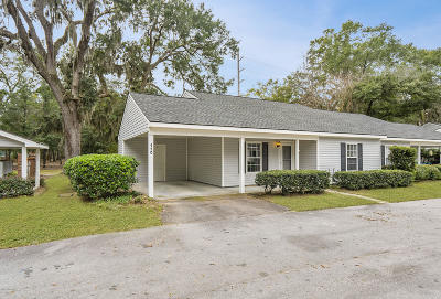 Beaufort County Condo/Townhouse Under Contract - Take Backup: 110 Cedar Grove Circle