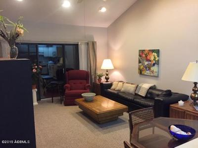 Beaufort County Condo/Townhouse For Sale: 2201 Boundry Street #302
