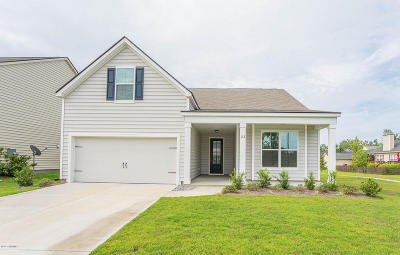 Single Family Home Under Contract - Right Of Firs: 22 Congaree Way
