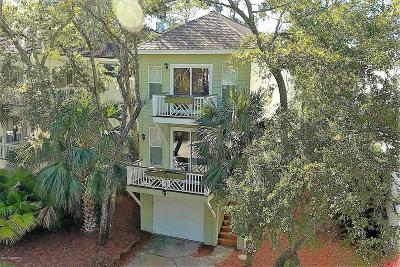 Fripp Island Single Family Home For Sale: 738 Bonito Drive