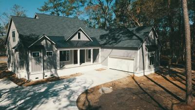 Beaufort County Single Family Home For Sale: 403 Brickyard Point Road S
