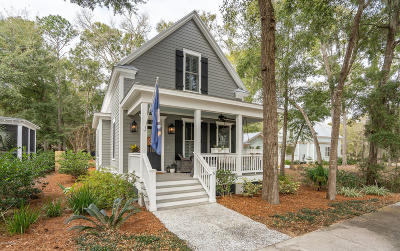 Beaufort County Single Family Home For Sale: 6 Jade Street