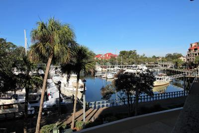 Hilton Head Island Condo/Townhouse For Sale: 13 Harbourside Lane #7137