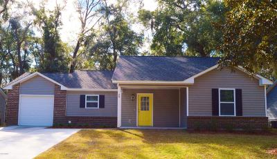 Beaufort, Beaufort Sc, Beaufot Single Family Home For Sale: 28 Brindlewood Drive