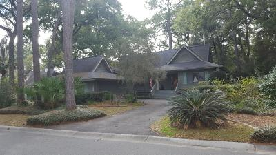 Dataw Island SC Single Family Home For Sale: $238,000