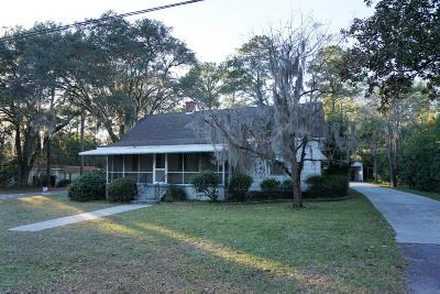 Ridgeland Single Family Home For Sale: 31 Church Street