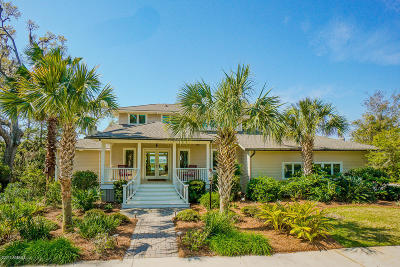Beaufort Single Family Home For Sale: 108 Dolphin Point Drive