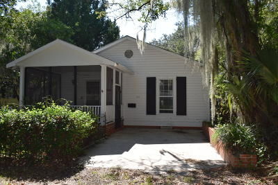 Beaufort, Beaufort Sc, Beaufot, Beufort Single Family Home For Sale: 504 Prince Street