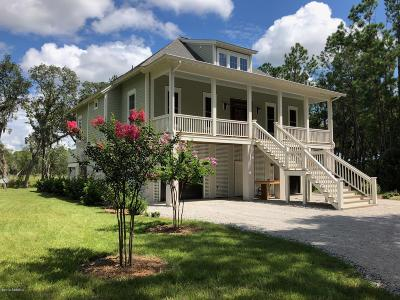 Beaufort County Single Family Home For Sale: 4 Front Street
