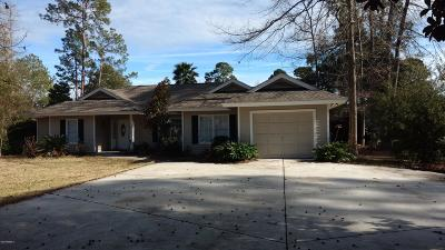 Bluffton Single Family Home For Sale: 3 Holly Fern