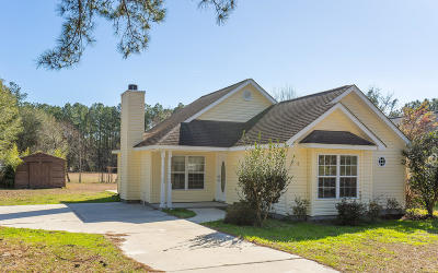 Beaufort County Single Family Home For Sale: 4 Ponderosa Circle
