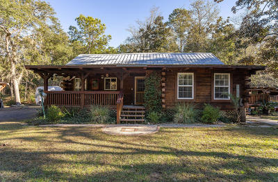 Beaufort County Single Family Home Under Contract - Take Backup: 1352 Sea Island Parkway