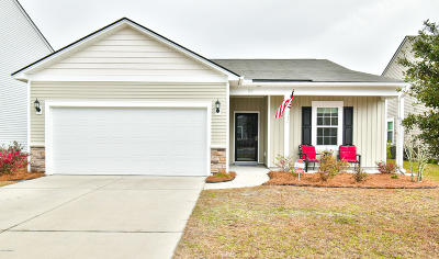 Beaufort County Single Family Home Under Contract - Take Backup: 39 Brasstown Way
