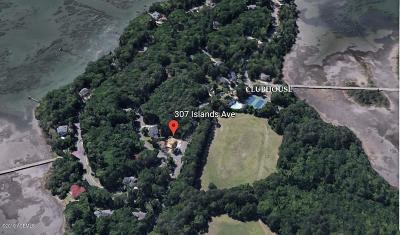 Beaufort, Beaufort Sc, Beaufot, Beufort Residential Lots & Land For Sale: 307 Islands Avenue