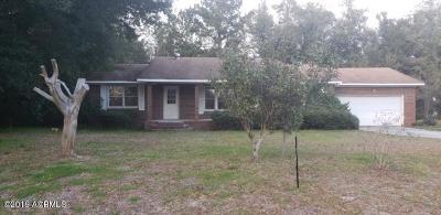 Beaufort County Single Family Home For Sale: 196 Storyteller Road