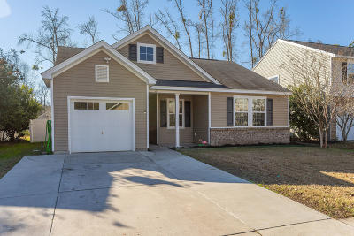 Beaufort County Single Family Home For Sale: 15 Cedar Creek Circle