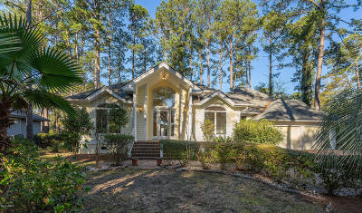 Beaufort County Single Family Home For Sale: 156 Dataw Drive