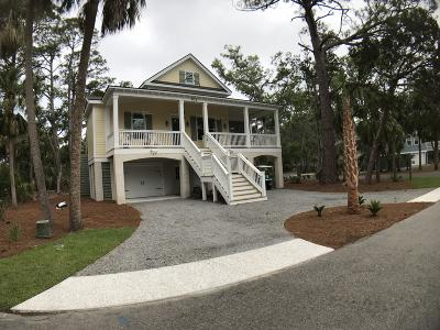 Fripp Island Single Family Home For Sale: 132 Sand Piper Run