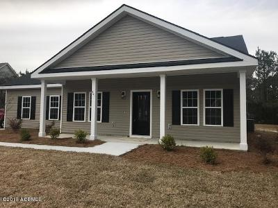 Ridgeland Single Family Home For Sale: 201 Oak Plantation Drive