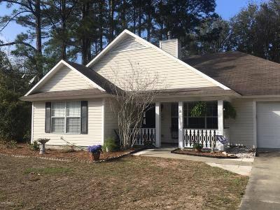 Beaufort County Single Family Home For Sale: 10 Eagle Trace Court