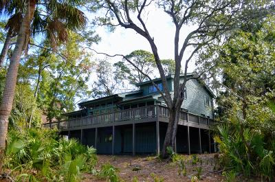Fripp Island Single Family Home For Sale: 7 Kingfisher Cove