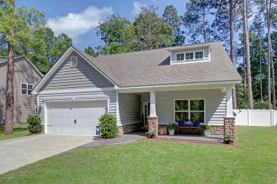 Royal Pines Cc, Royal Pines Cc Single Family Home For Sale: 3 St James Circle
