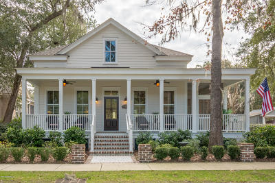 Habersham Single Family Home Under Contract - Take Backup: 9 Habersham Park