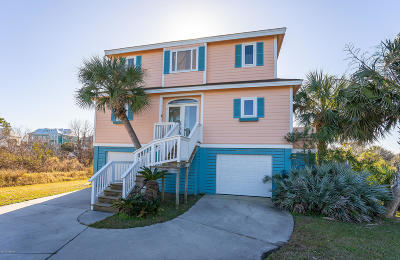 Harbor Island Single Family Home For Sale: 15 Tradewind Lane