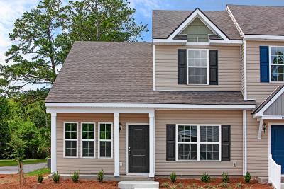 Beaufort Condo/Townhouse For Sale: 251 Admiration Avenue
