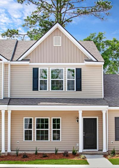 Beaufort Condo/Townhouse For Sale: 255 Admiration Avenue