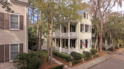 Habersham Single Family Home For Sale: 5 Fort Lyttleton