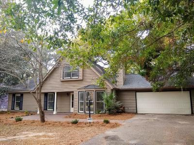 Beaufort, Beaufort Sc, Beaufot Single Family Home For Sale: 10 Hilda Avenue