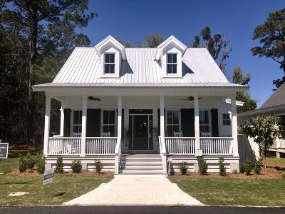 Beaufort Single Family Home For Sale: 217 Sturdevant Drive