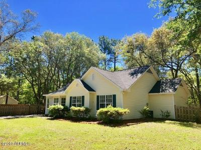 Beaufort, Beaufort Sc, Beaufot Single Family Home For Sale: 2 Southern Magnolia Drive