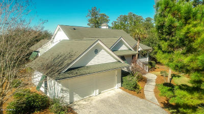 Beaufort County Single Family Home For Sale: 1462 Gleasons Landing Drive