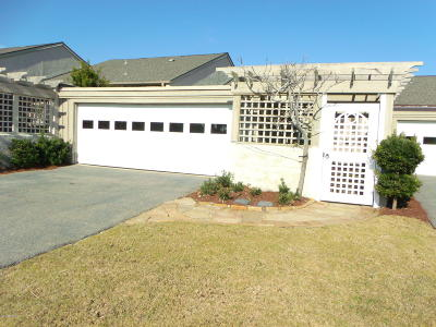Fripp Island Single Family Home For Sale: 127 Ocean Point Drive