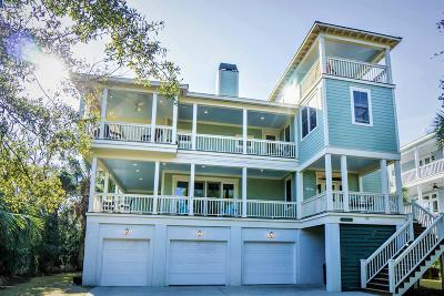 Beaufort County Single Family Home For Sale: 719 Sea Dragon Lane