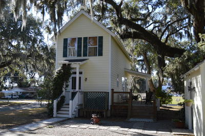 Port Royal, Port Ryal, Pt. Royal Single Family Home For Sale: 1200 London Avenue