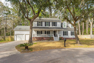 Beaufort County Single Family Home Under Contract - Take Backup: 5 Summerfield Court